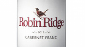 Robin Ridge Winery 2015 Cabernet Franc | Red Wine