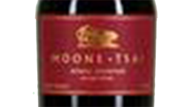 Moone-Tsai Howell Mountain Hillside Blend 2011 Label