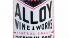 Alloy Wine Works 2016 Everyday Rosé | Rosé Wine