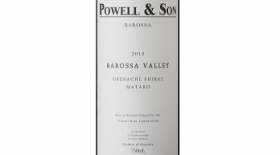 Powell & Son Barossa Valley GSM Label