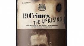 19 Crimes The Uprising 2016 Red Wine Label