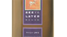 See Ya Later Ranch 2011 Pinot Gris (Grigio) Label