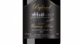 Byland Estate Winery 2017 Gamay Noir | Red Wine