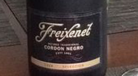 Cordón Negro Label