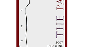 The Pairing 2007 Blend Label