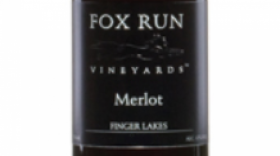 Fox Run Vineyards 2016 Merlot | Red Wine