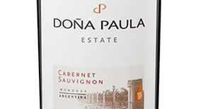 Doña Paula Estate 2013 Cabernet Sauvignon Label