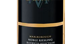 Reserve Marlborough Noble Riesling Botrytis Selection Label