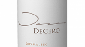 Finca Decero 2015 Malbec Remolinos Vineyard | Red Wine