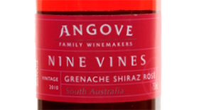 Nine Vines Label
