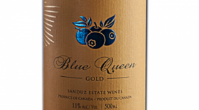Canada Berries Blue Queen Gold | Red Wine