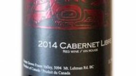 Mt. Lehman Winery 2014 Cabernet Libre | Red Wine