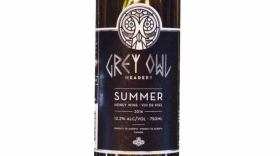 Grey Owl Meadery 2016 Summer | White Wine