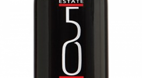 50th Parallel Estate 2014 Pinot Noir Label