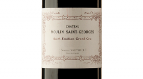 Chateau Moulin St. Georges Label