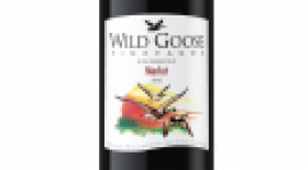Wild Goose Vineyards 2016 Merlot Label