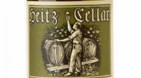 Heitz Cellar 2015 Chardonnay Label