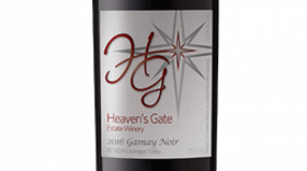 Heaven's Gate 2016 Gamay Noir | Red Wine