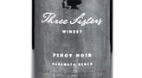 Three Sisters Winery 2016 Pinot Noir | Red Wine