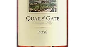 Quails' Gate Winery 2012 Gamay Noir Label