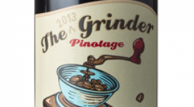 The Grinder Pinotage 2013 | Red Wine