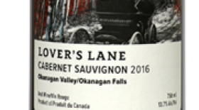 Seaside Pearl Farmgate Winery 2015 Lovers Lane Cabernet Sauvignon | Red Wine