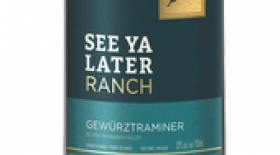 See Ya Later Ranch 2016 Gewürztraminer | White Wine
