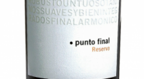 Punto Final Malbec Reserva 2011 | Red Wine