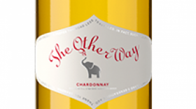 "Elephant Island Orchard Wines 2016 ""The Other Way"" Label"