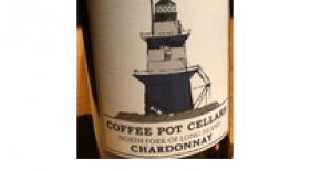Coffee Pot Cellars 2012 Chardonnay Label