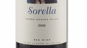 Andrew Will Sorella 2009 Label
