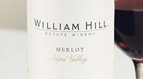 Napa Valley Merlot Label