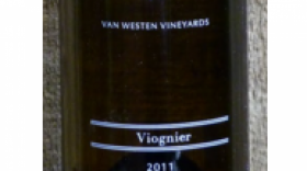 Van Westen Vineyards 2011 Viognier | White Wine