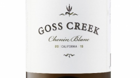 Goss Creek 2015 Chenin Blanc California | White Wine