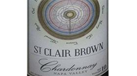 Coombsville Chardonnay Label