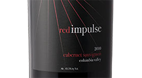 Red Impulse Cabernet Sauvignon Label