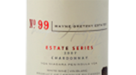 Wayne Gretzky Estates No.99 2011 Chardonnay | White Wine