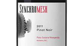 Synchromesh Wines 2012 Pinot Noir | Red Wine