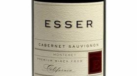 Esser Vineyards Cabernet Sauvignon 2014 Label