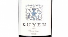 Alvaro Espinoza Kuyen 2009 | Red Wine