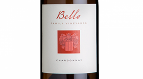 Bello Family Vineyards 2016 Chardonnay | White Wine
