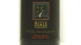 Royal Punishers Label