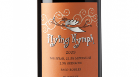 Flying Nymph | Red Wine