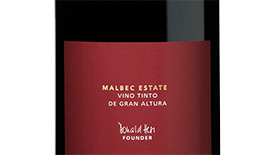 Bodega Colome Estate 2011 Malbec | Red Wine
