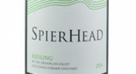 SpierHead Winery 2014 Riesling | White Wine