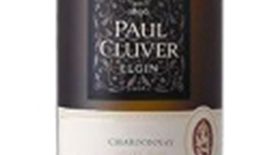 Paul Cluver 2012 Chardonnay Label