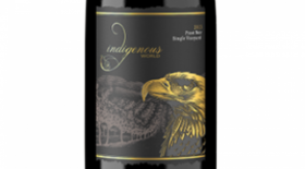 Indigenous World Winery 2015 Pinot Noir | Red Wine