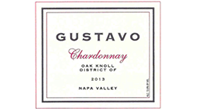 Gustavo  Chardonnay Oak Knoll District of Napa Valley | White Wine