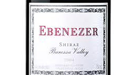 Ebenezer 2004 Syrah (Shiraz) Label