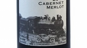 Kettle Valley Winery 2012 Cabernet Merlot Label